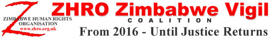ZHRO Zimbabwe Vigil